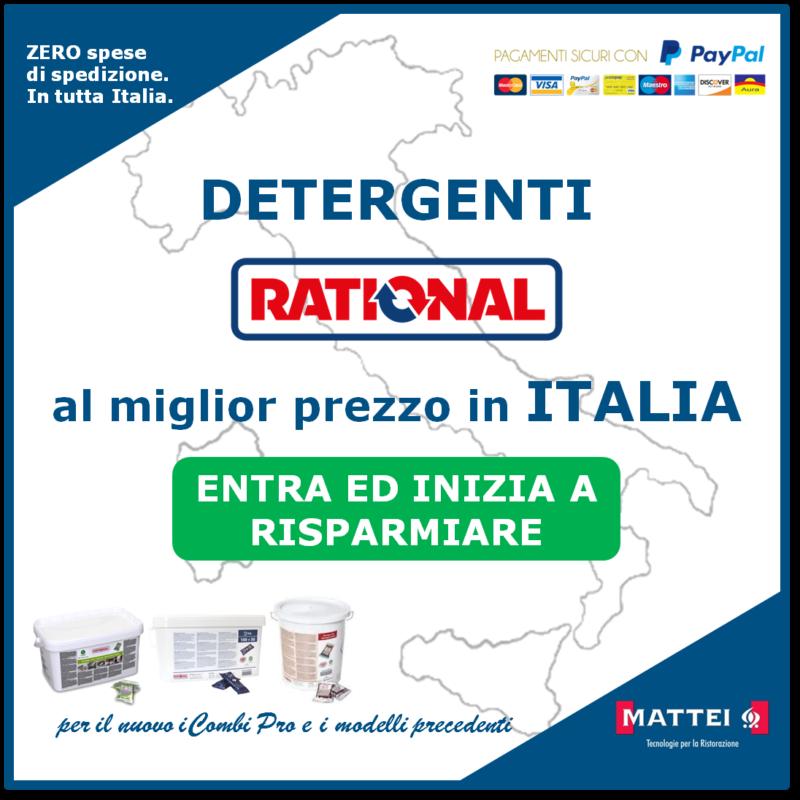 Detergente Rational