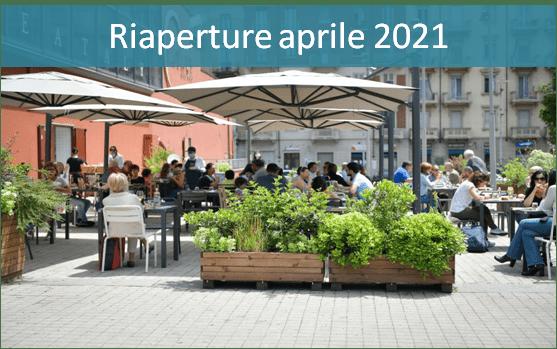 Riapertura ristoranti aprile 2021: alcuni passi in avanti, purtroppo ancora tra molte incertezze e perplessità